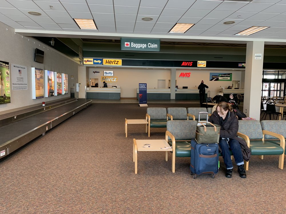 Sawyer International Airport: 125 Ave G, Gwinn, MI