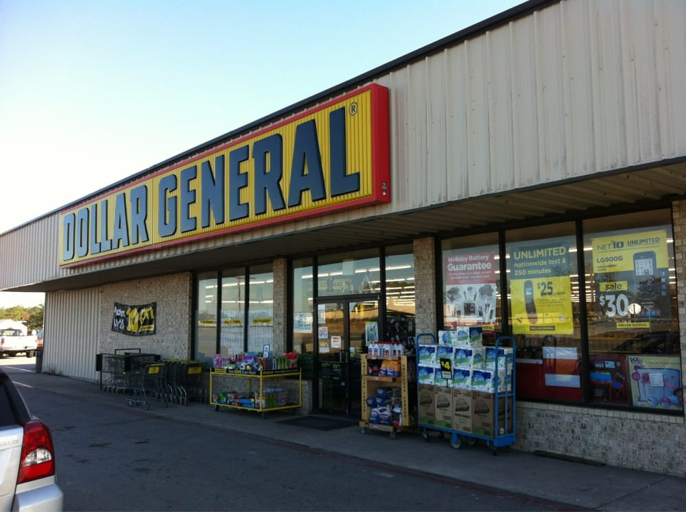 Dollar General Store: Anahuac, TX