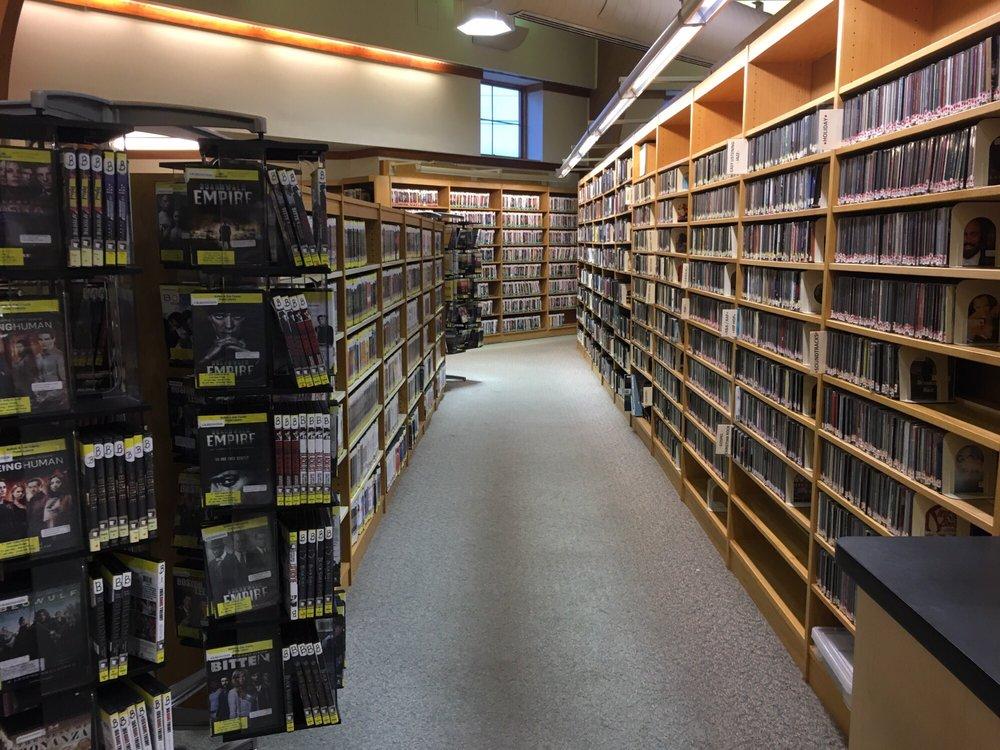 Julia Boyer Reinstein Library: 1030 Losson Rd, Cheektowaga, NY