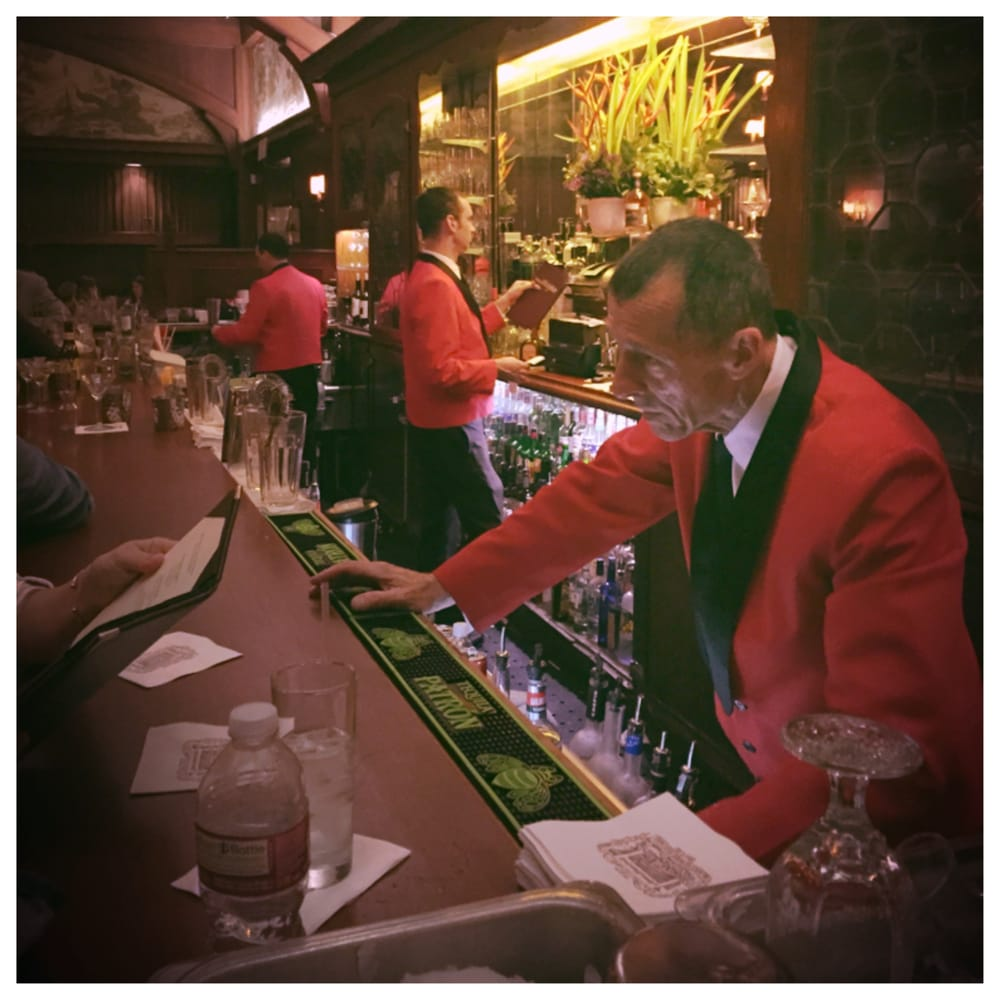 The bar at musso frank grill is tremendous old school yelp - Musso and frank grill hollywood ...
