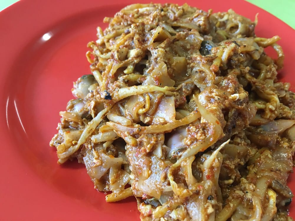 Outram Park Fried Kway Teow Mee