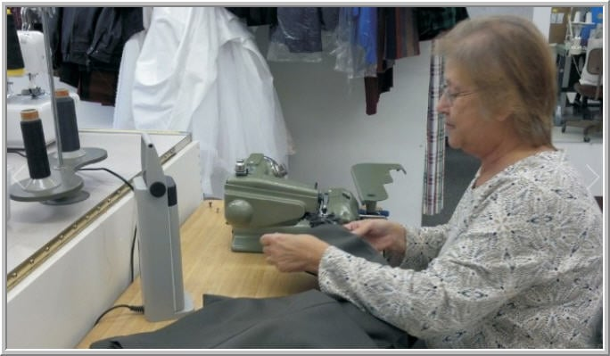 The Sewing Basket: 325 N Main St, Barre, VT