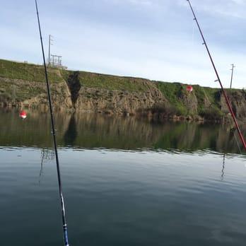 Shadow Cliffs Regional Recreation Area In Pleasanton CA