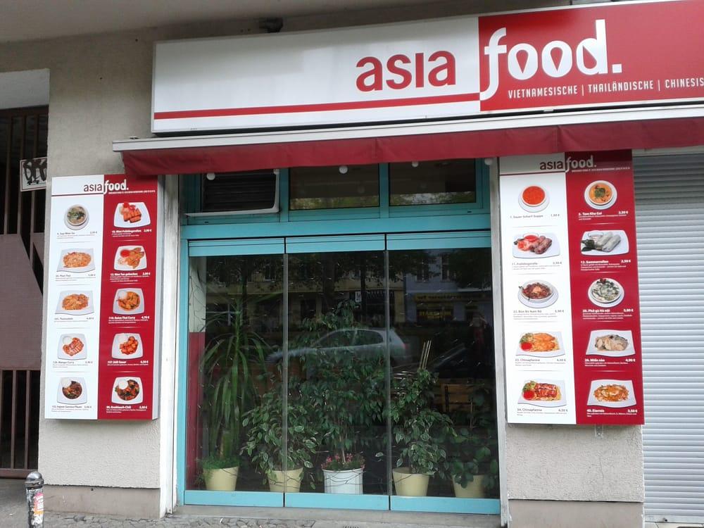 asia food lukket asiatisk fusion warschauer str 78 friedrichshain berlin tyskland. Black Bedroom Furniture Sets. Home Design Ideas