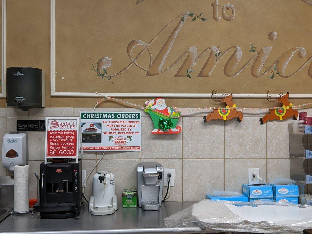 Amici Bakery: 477 Spotswood Englishtown Rd, Monroe Township, NJ