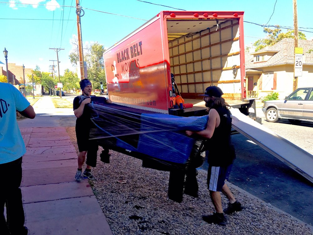 Black Belt Movers: 5707 W 6th Ave, Lakewood, CO