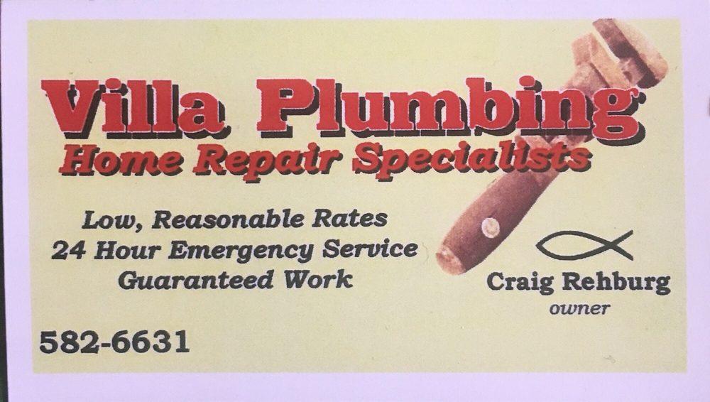 Villa Plumbing: 611 Montgomery St, Steilacoom, WA