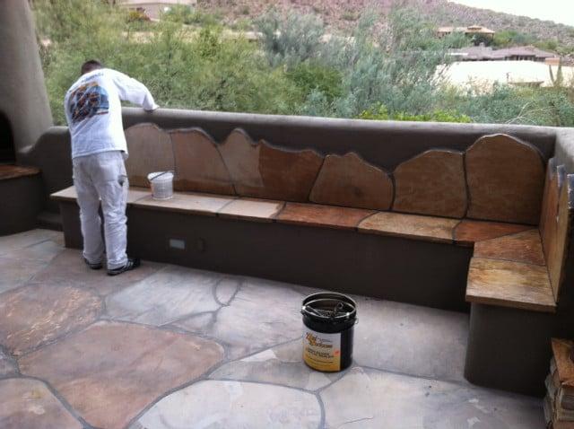 Arek & Chad Painting: Phoenix, AZ