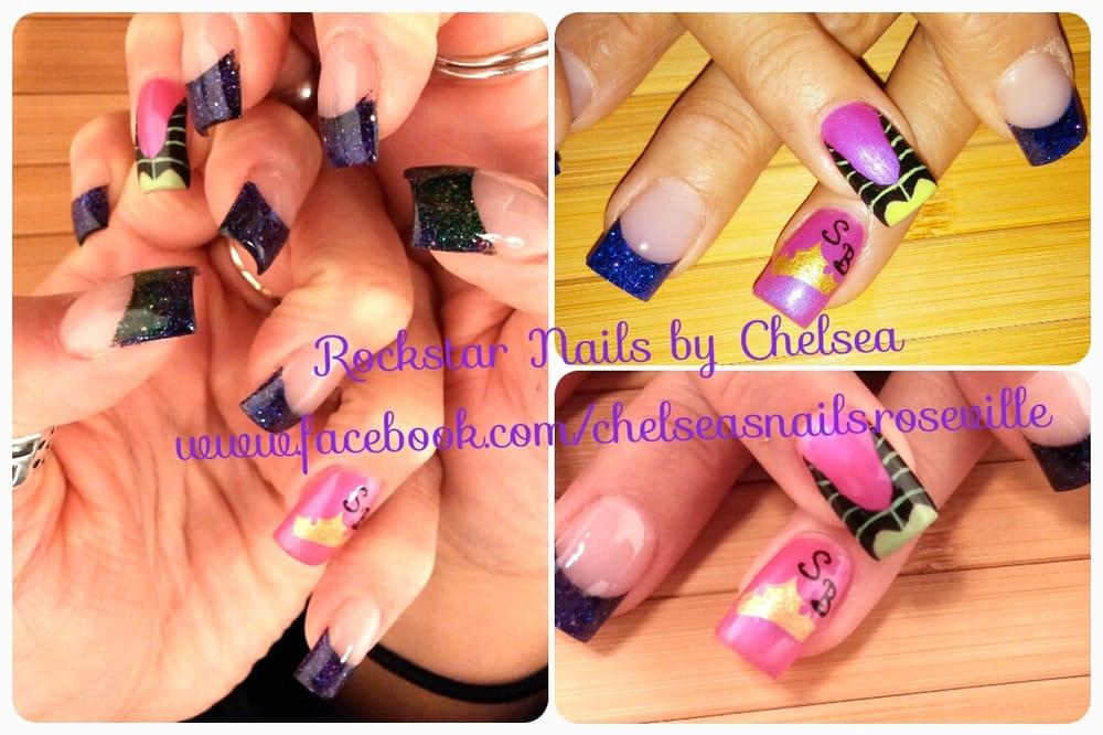 Chelsea's Nails: 8620 Antelope N Rd, Antelope, CA