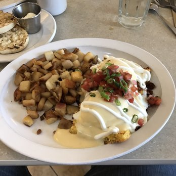 United States. Kalamity Katie's Border Benedict! Omg! So f'ing good ...