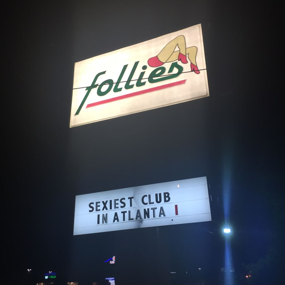 Strip club atlanta Flashers in