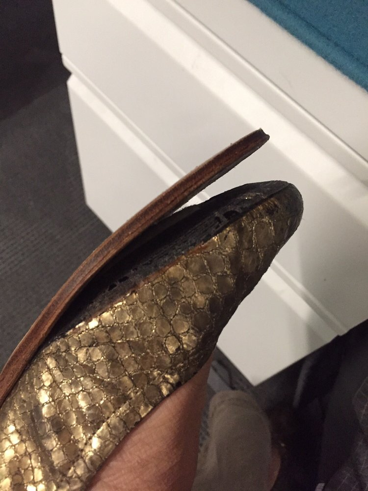 Barry Shoe Repair Sunnyvale