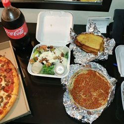 Photo Of Little Italy Pizzeria Pasta San Go Ca United States