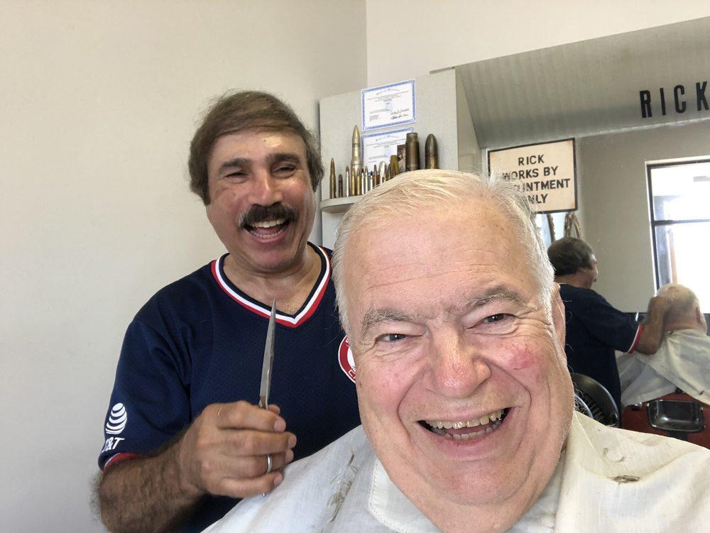 Rick's Barber Shop: 3946 Union Rd, Saint Louis, MO