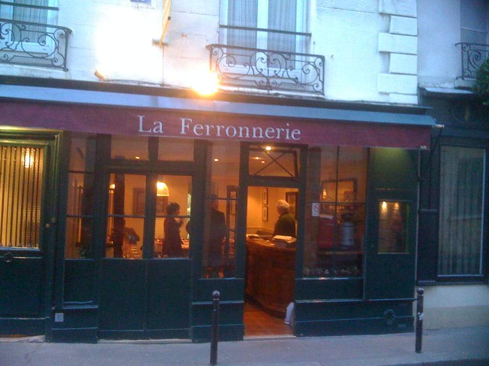 La ferronnerie french 18 rue de la chaise 7 me paris for 18 rue de la chaise