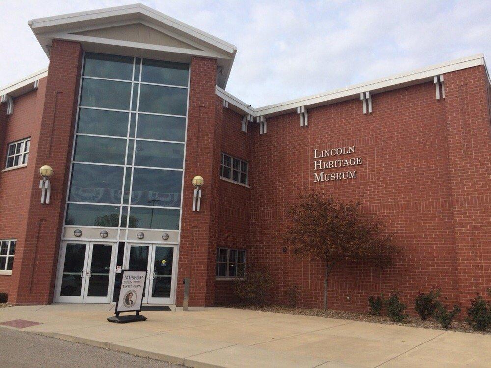 Lincoln Heritage Museum: 1115 Nicholson Rd, Lincoln, IL