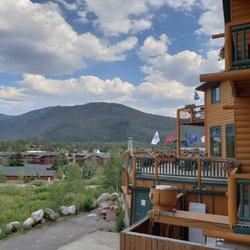 Photo Of Gateway Inn Grand Lake Co United States The Balcony For