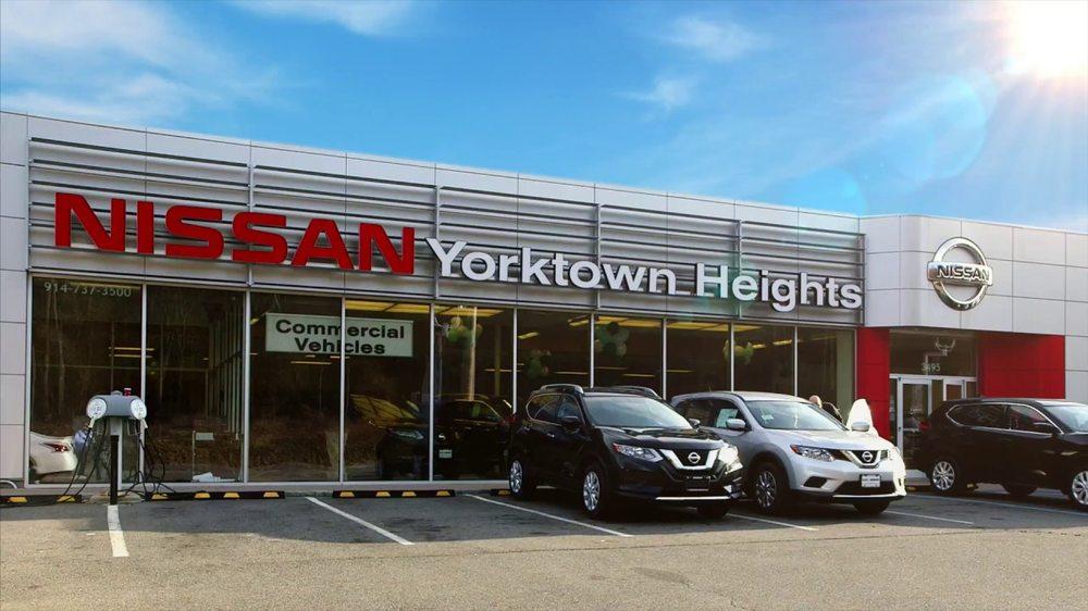 Nissan of Yorktown Heights - 24 Reviews - Car Dealers - 3495 ...