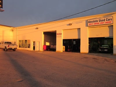 Absolute Used Cars 2519 16th Ave Sw Cedar Rapids Ia Car Service