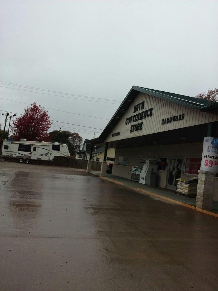 Ruth Convenience Store: 4506 Ruth Rd, Ruth, MI