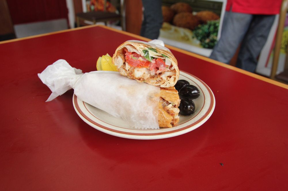 Boostan Cafe: 3470 Holbrook Ave, Hamtramck, MI