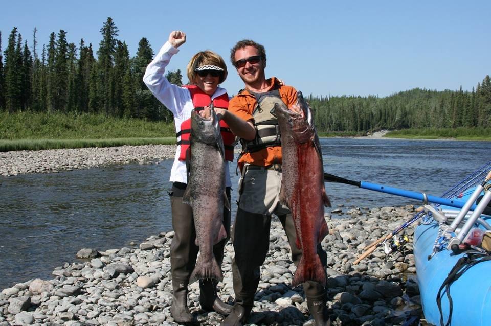 New Skies Rafting & Fishing: Gakona, AK