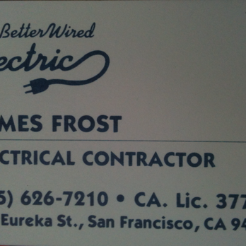 Josh Frost Better Wired Electric - 36 Reviews - Electricians - 258 ...