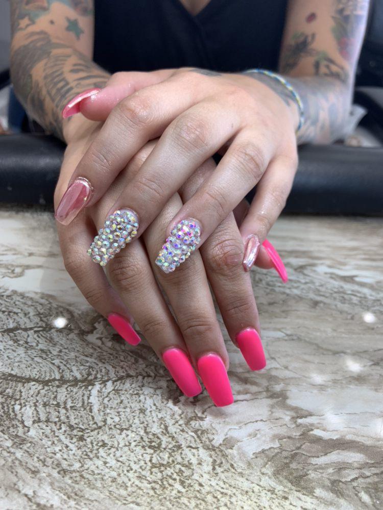 Leboutin Nails: 15615 Pacific St, Omaha, NE