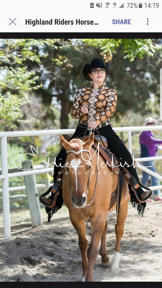 Yater Performance Riding