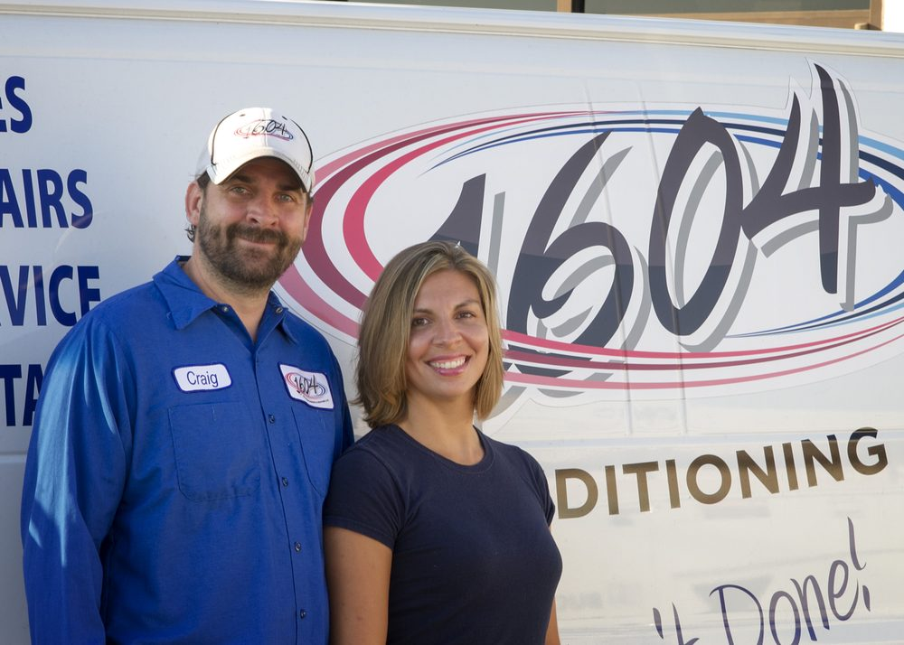 1604 Air Conditioning and Heating