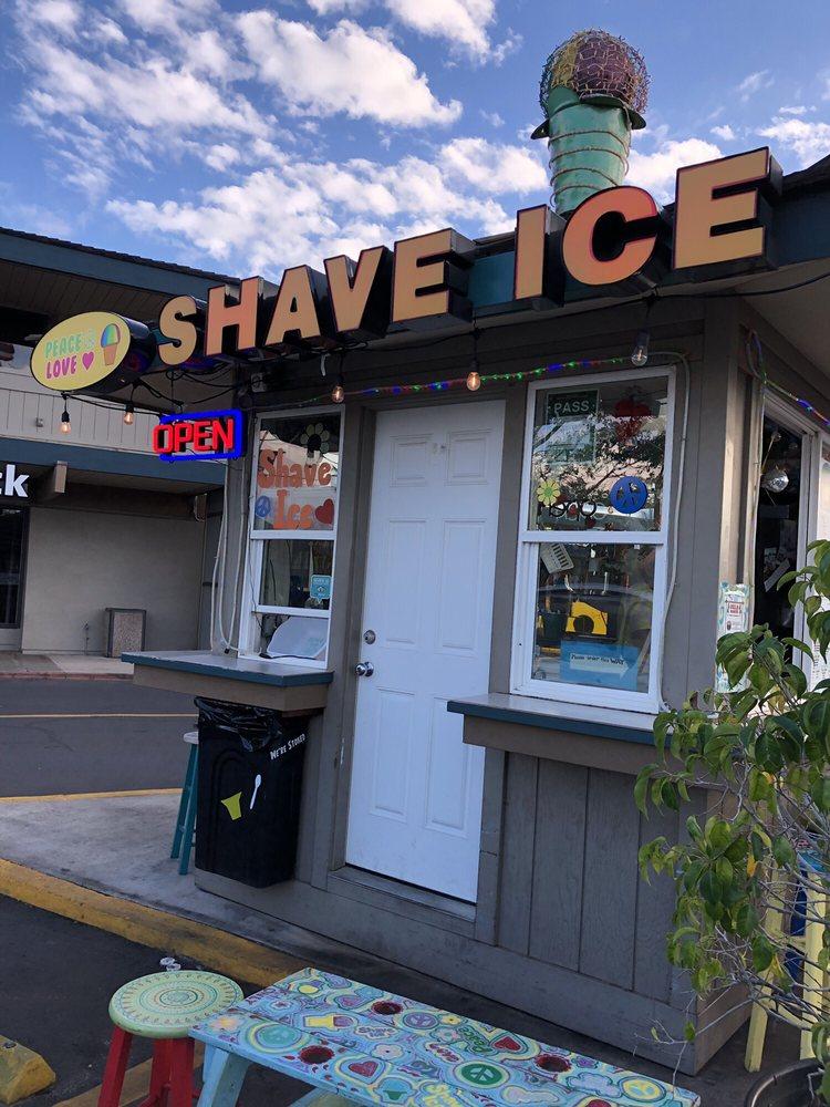 Peace Love Shave Ice: 1280 S Kihei Rd, Kihei, HI