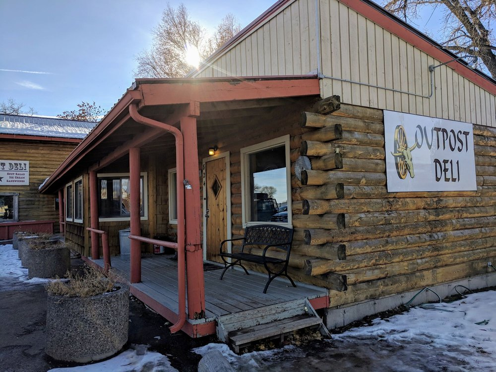 Outpost Deli: 824 N Main Ave, Choteau, MT