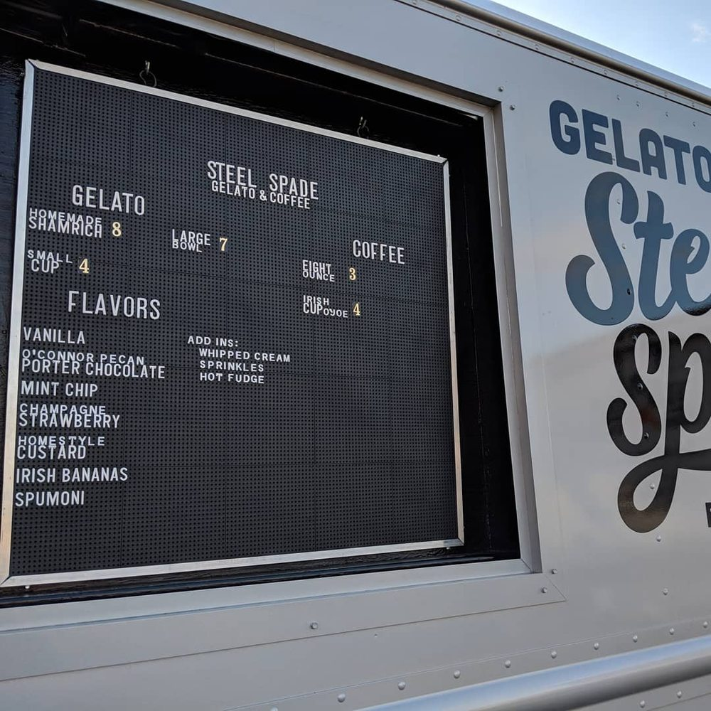 Steel Spade Gelato & Coffee: Norfolk, VA