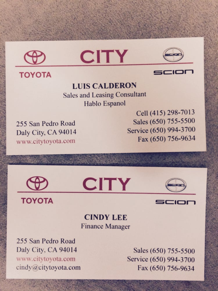 Photo Of City Toyota   Daly City, CA, United States. Fantastic Service From