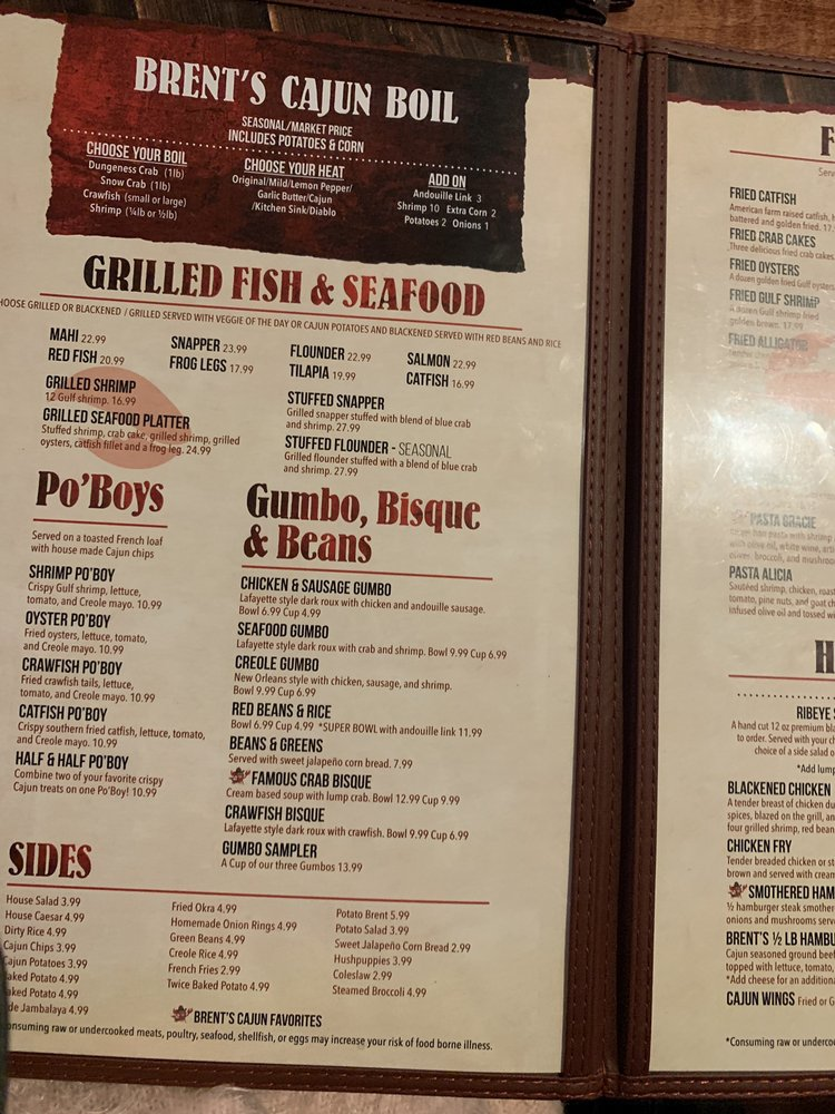 Brent's Cajun Seafood And Oyster Bar - 2019 All You Need to