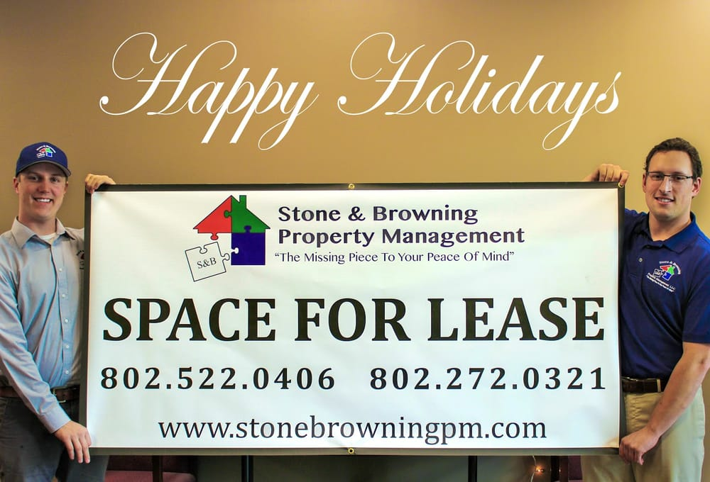 Stone & Browning Property Management: 248 N Main St, Barre, VT