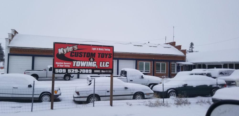 Kyle's Custom Toys & Towing: 948 May Ave, Walla Walla, WA
