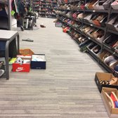 Photo Of Nordstrom Rack Pleasant Hill Ca United States Shoe Aisle Mess