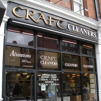 Craft Cleaners Baggot Street