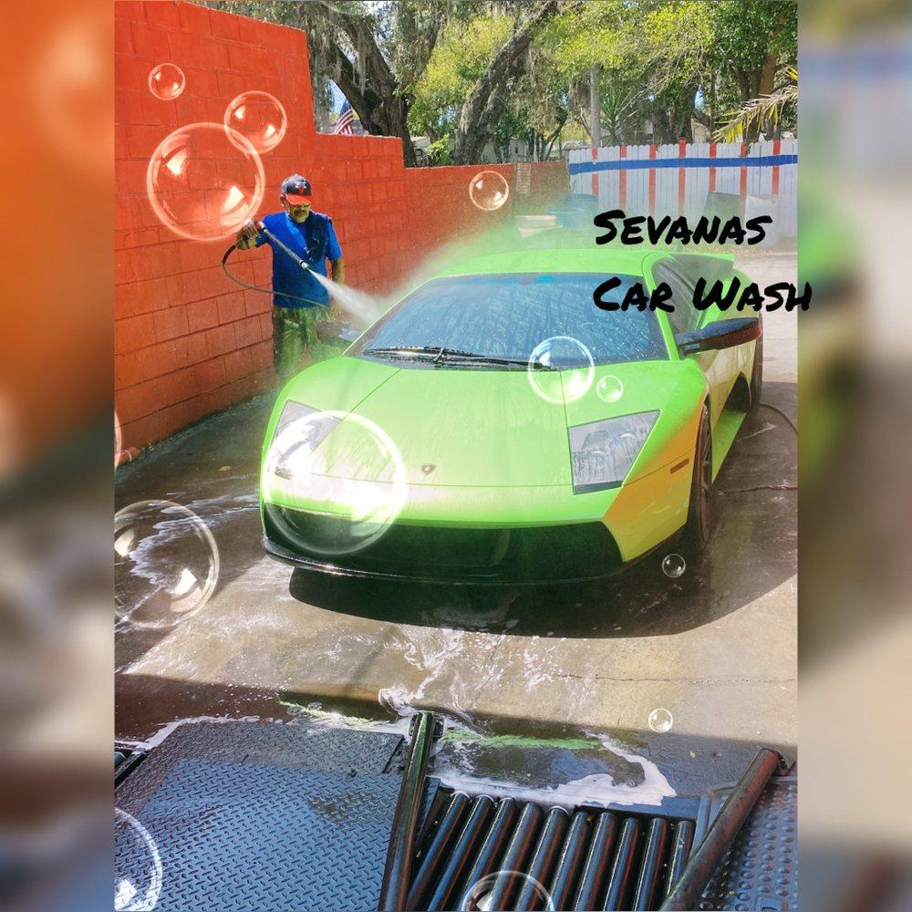 Sevana's Car Wash: 3325 US Highway 19, Holiday, FL