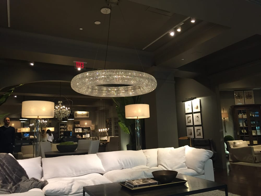 Restoration Hardware 25 Photos 30 Reviews Furniture Stores 1151 Galleria Blvd Roseville