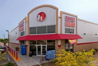 Family Dollar: 12835 Ave 416, Orosi, CA