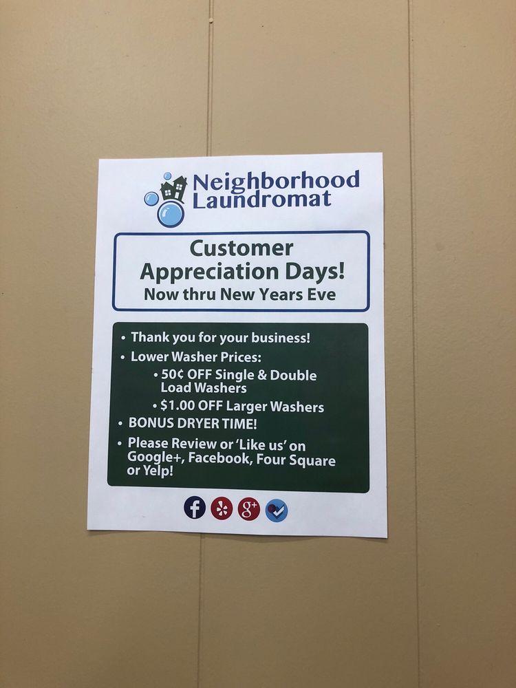 Neighborhood Laundromat