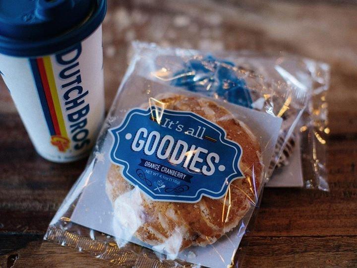 Dutch Bros Coffee: 3995 Grass Valley Hwy, Auburn, CA