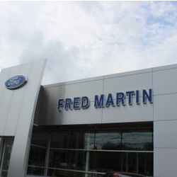 Fred Martin Ford & Mercedes-Benz - Auto Repair - 4701 ...