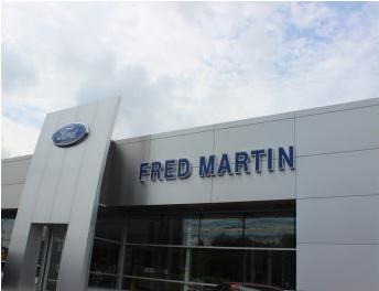 Fred martin ford mercedes benz autowerkstatt 4701 for Fred martin mercedes benz