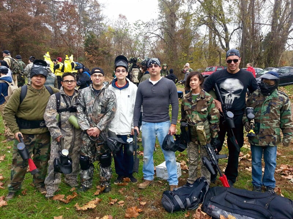 Hogback Mountain Paintball: 20267 Hogback Mountain Rd, Leesburg, VA