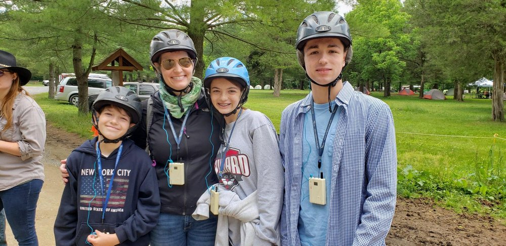 Social Spots from Confederate Trails of Gettysburg Battlefield Horseback Tours