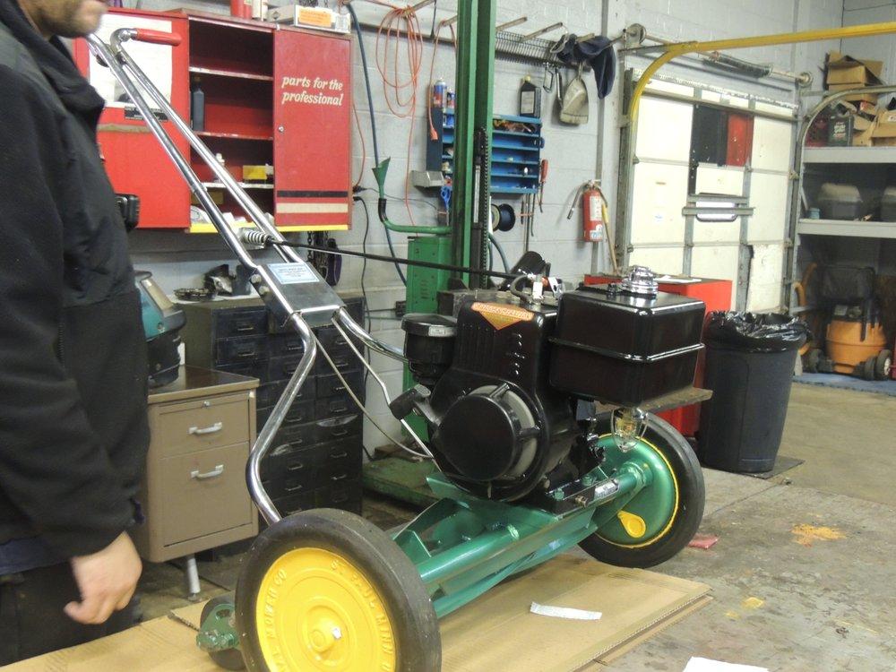 Giaco's Mower Shop