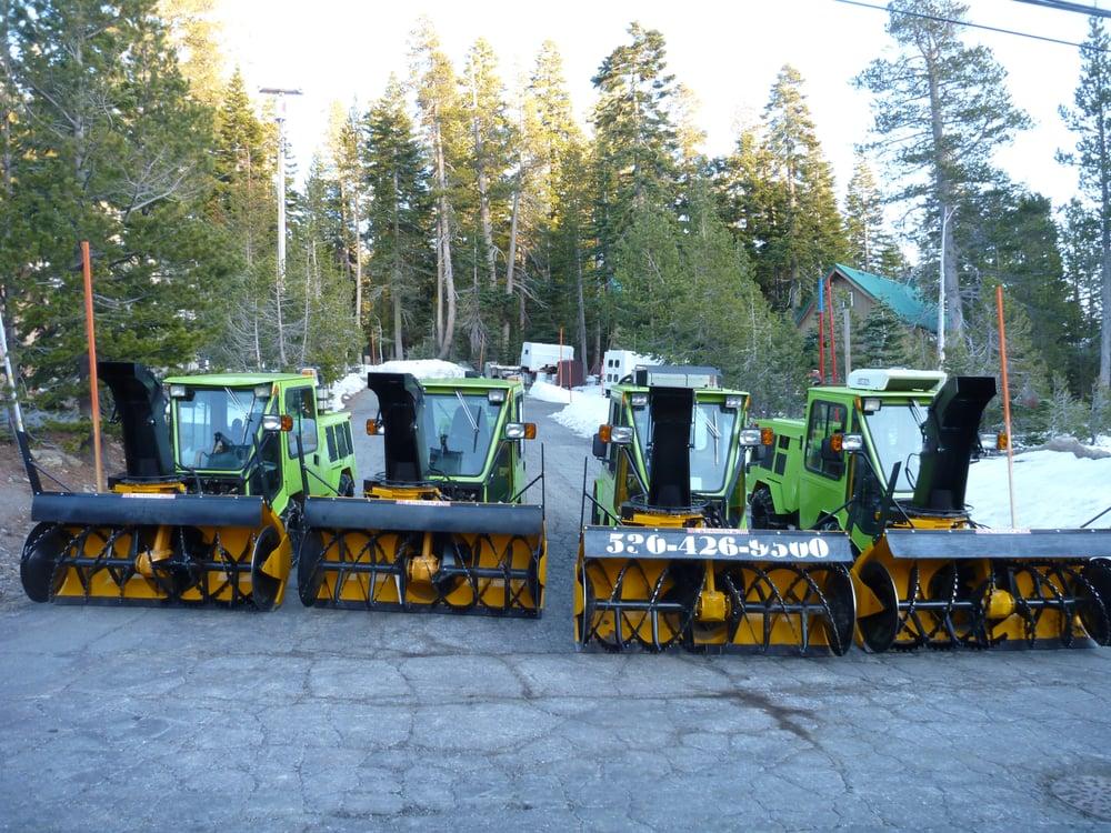 Cascade Snow Removal: 6161 Soda Springs Rd, Soda Springs, CA